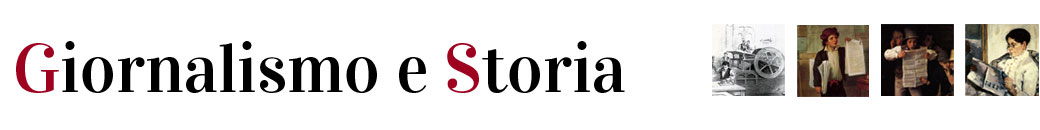 Giornalismo e Storia
