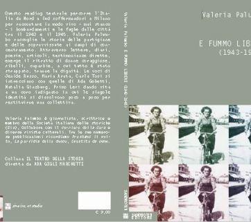 copertina del libro di Valeria Palumbo E fummo liberi, Sandro Teti editore
