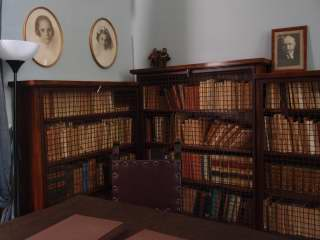 La casa studio di Luigi Pirandello a Roma (foto V. Palumbo)