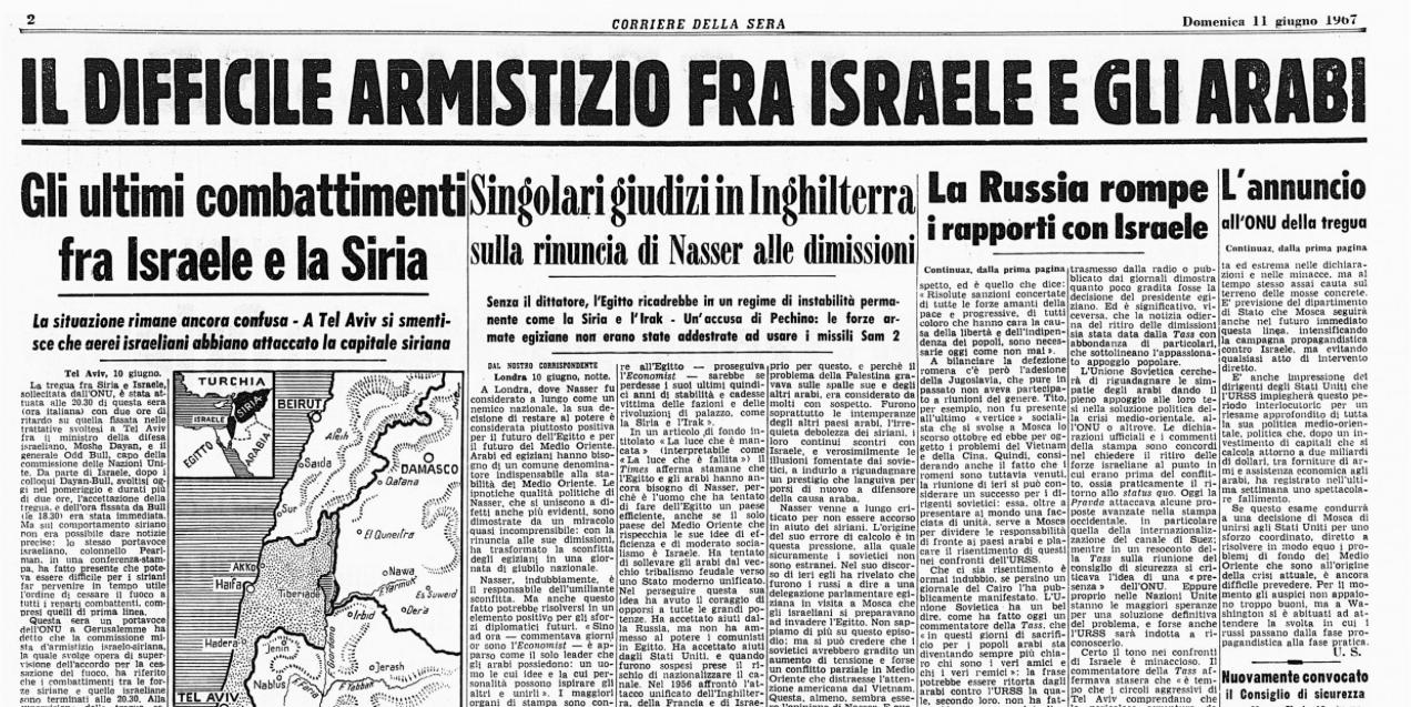 corrieredellasera11giugno1967