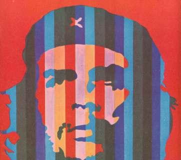 Copertina di Bohemia 6 ottobre 1972, Fondazione Feltrinelli