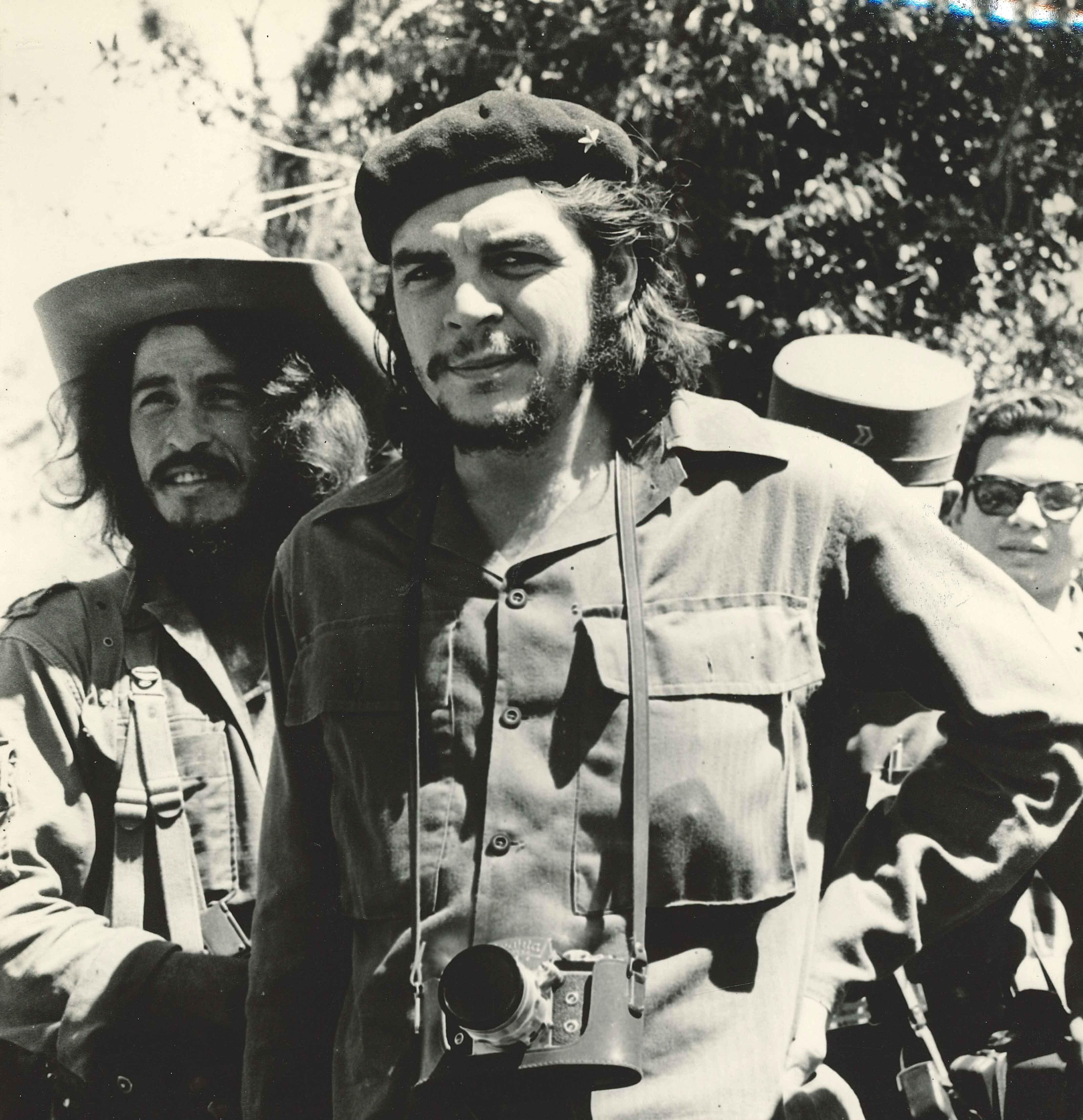 Ernesto Che Guevara a Cuba