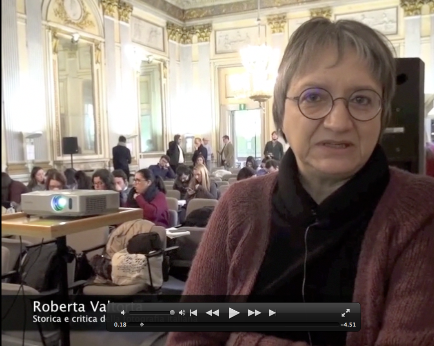 intervista a Roberta Valtorta di Valeria Palumbo